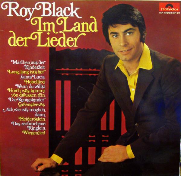 Cover Roy Black - Im Land der Lieder (LP, Album, Gat) Schallplatten Ankauf
