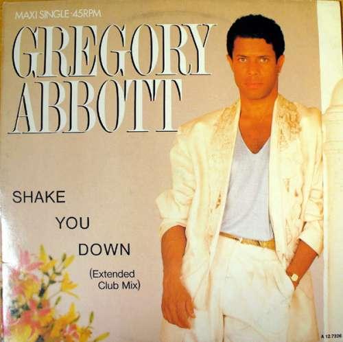 Bild Gregory Abbott - Shake You Down (Extended Club Mix) (12, Maxi) Schallplatten Ankauf
