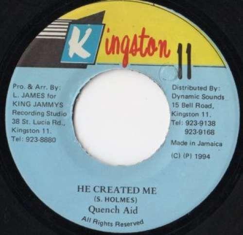 Bild Quench Aid - He Created Me (7) Schallplatten Ankauf