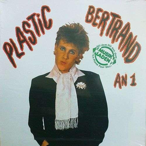 Cover Plastic Bertrand - An 1 (LP, Album, Gat) Schallplatten Ankauf