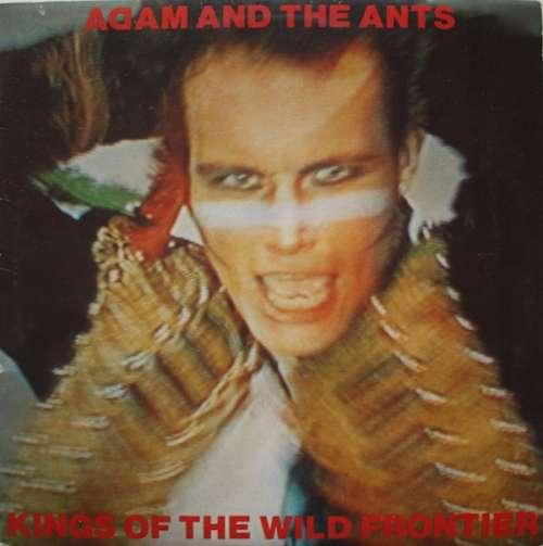 Bild Adam And The Ants - Kings Of The Wild Frontier (LP, Album) Schallplatten Ankauf
