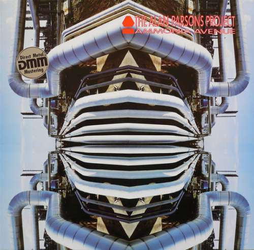 Cover The Alan Parsons Project - Ammonia Avenue (LP, Album) Schallplatten Ankauf
