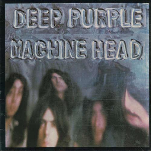 Cover Deep Purple - Machine Head (LP, Album, 1st) Schallplatten Ankauf