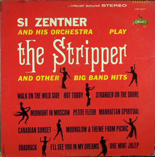 Cover Si Zentner And His Orchestra - The Stripper And Other Big Band Hits (LP, Album) Schallplatten Ankauf
