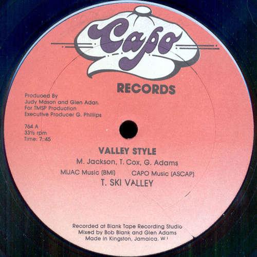 Bild T. Ski Valley* - Valley Style (12) Schallplatten Ankauf