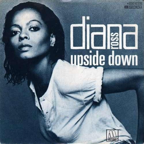 Bild Diana Ross - Upside Down (7, Single) Schallplatten Ankauf