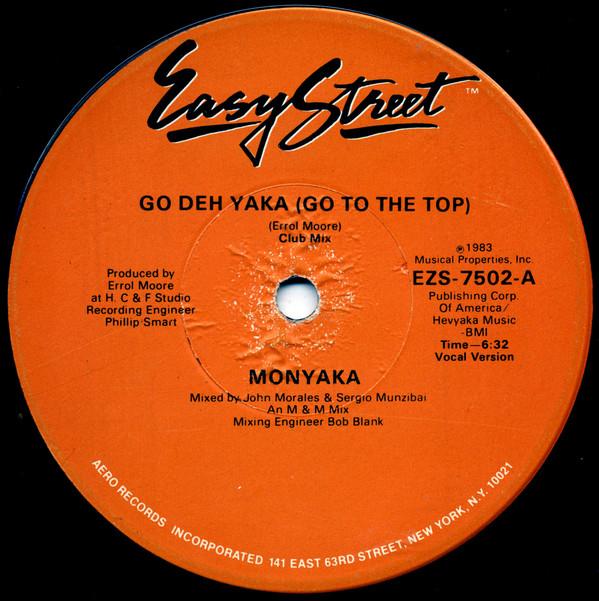 Bild Monyaka - Go Deh Yaka (Go To The Top) (12) Schallplatten Ankauf