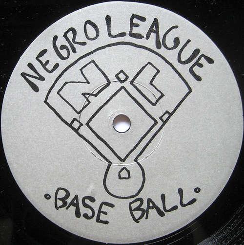 Cover Natural Resource - Negro League Baseball / They Lied (12) Schallplatten Ankauf