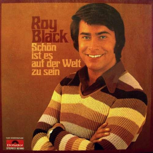 Bild Roy Black - Schön Ist Es Auf Der Welt Zu Sein (LP, Album, Clu) Schallplatten Ankauf