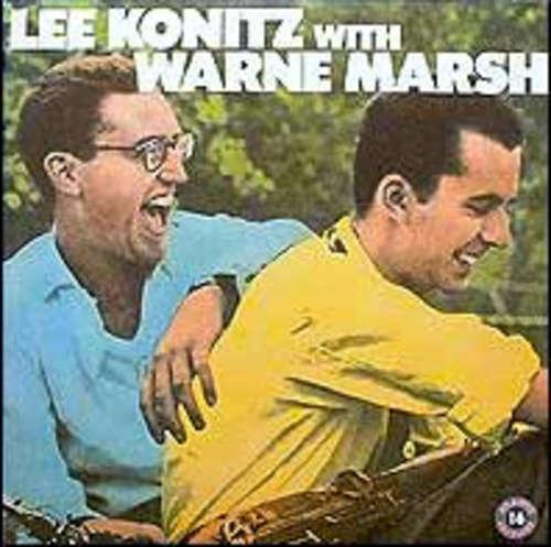 Cover Lee Konitz With Warne Marsh - Lee Konitz With Warne Marsh (LP, Album, RE, RM) Schallplatten Ankauf