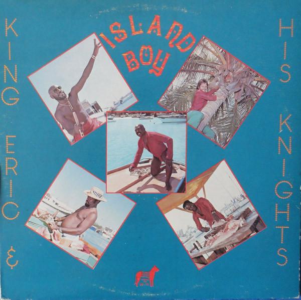 Bild King Eric & His Knights* - Island Boy (LP, Album) Schallplatten Ankauf