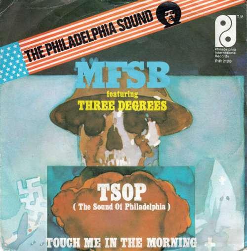 Bild MFSB Featuring Three Degrees* - TSOP (The Sound Of Philadelphia) (7, Single) Schallplatten Ankauf