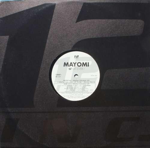 Cover Mayomi - What Ever I (12) Schallplatten Ankauf