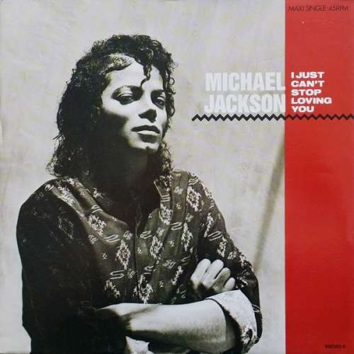 Cover Michael Jackson - I Just Can't Stop Loving You (12, Maxi) Schallplatten Ankauf