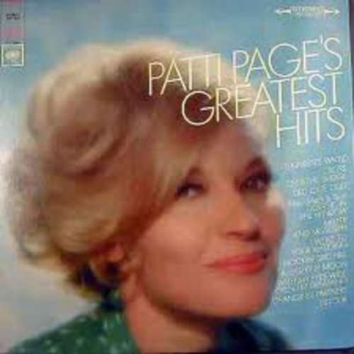 Cover Patti Page - Greatest Hits (LP, Album) Schallplatten Ankauf