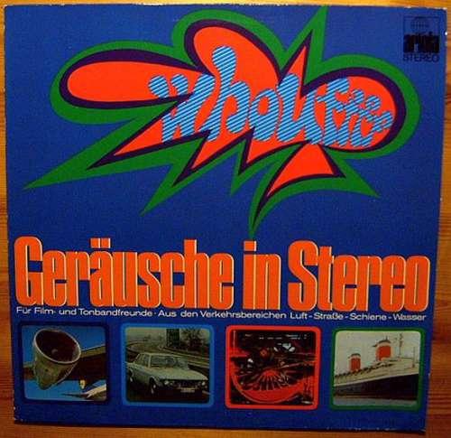 Bild No Artist - Geräusche In Stereo - Für Film Und Tonbandfreunde (LP, Album) Schallplatten Ankauf