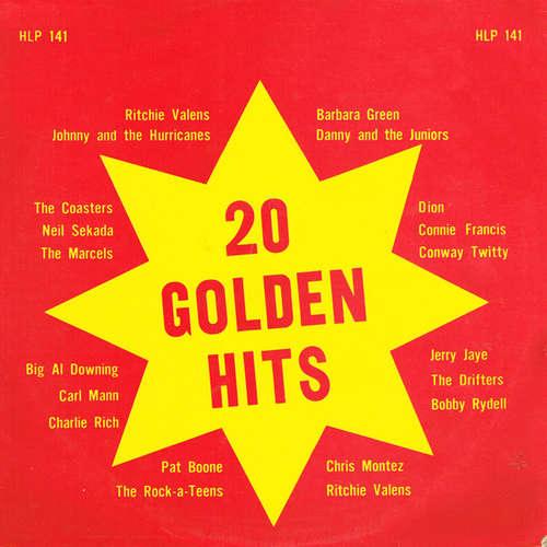 Bild Various - 20 Golden Hits (LP, Comp) Schallplatten Ankauf