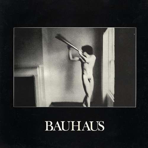 Cover Bauhaus - In The Flat Field (LP, Album, Ʊto) Schallplatten Ankauf