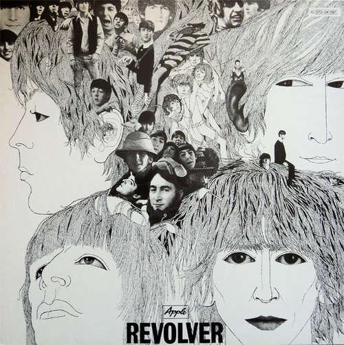 Cover The Beatles - Revolver (LP, Album, RE) Schallplatten Ankauf