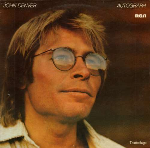 Cover John Denver - Autograph (LP, Album) Schallplatten Ankauf