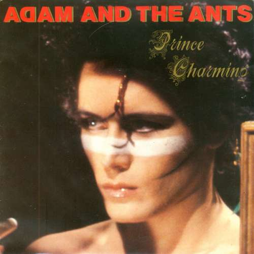Cover Adam And The Ants - Prince Charming (7, Single) Schallplatten Ankauf
