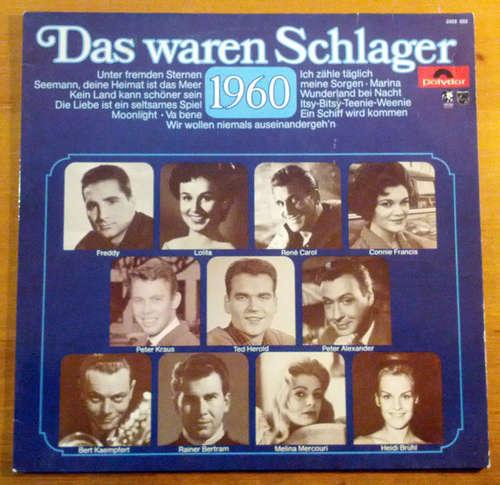Bild Various - Das Waren Schlager 1960 (LP, Comp) Schallplatten Ankauf