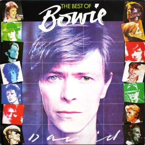 Cover David Bowie - The Best Of Bowie (LP, Comp) Schallplatten Ankauf