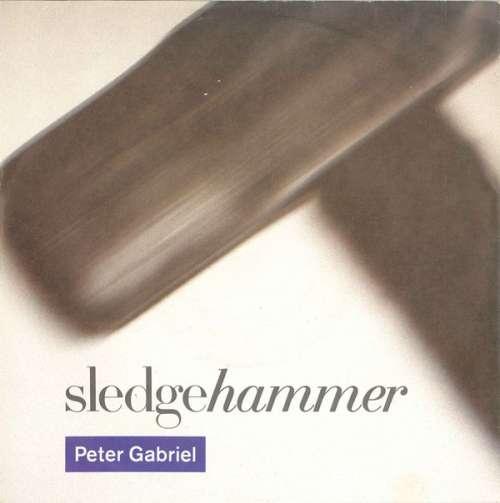 Cover Peter Gabriel - Sledgehammer (7, Single) Schallplatten Ankauf