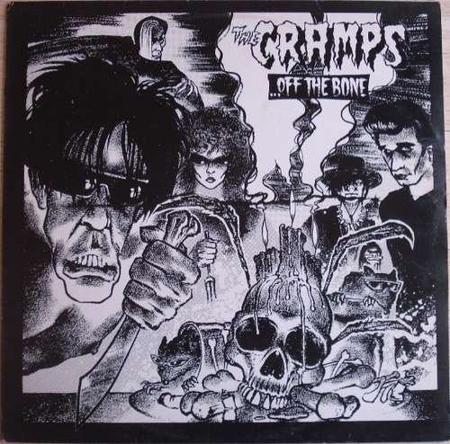 Cover The Cramps - ...Off The Bone (LP, Comp) Schallplatten Ankauf