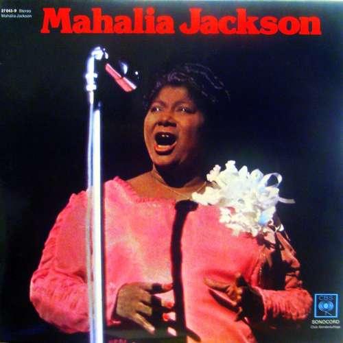 Bild Mahalia Jackson - Mahalia Jackson (LP, Comp, Club) Schallplatten Ankauf