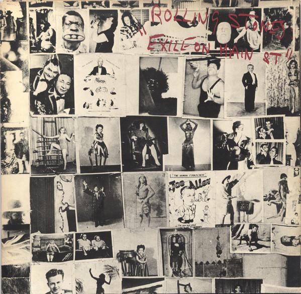 Cover Rolling Stones* - Exile On Main St (2xLP, Album, RP) Schallplatten Ankauf