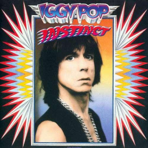 Bild Iggy Pop - Instinct (LP, Album) Schallplatten Ankauf