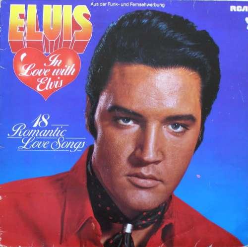 Cover Elvis Presley - In Love With Elvis. 18 Romantic Love Songs (LP, Comp) Schallplatten Ankauf