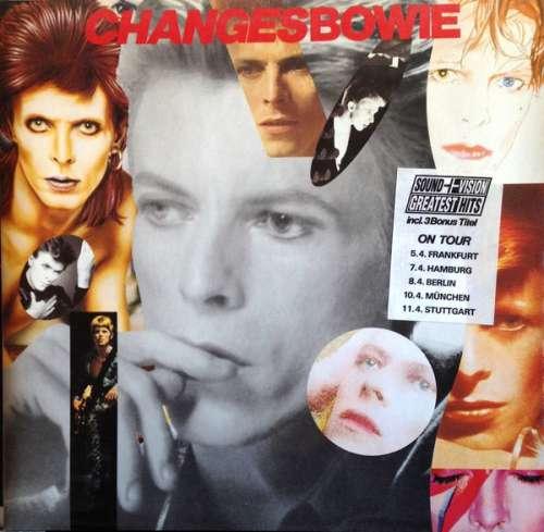 Cover David Bowie - Changesbowie (2xLP, Comp, Gat) Schallplatten Ankauf