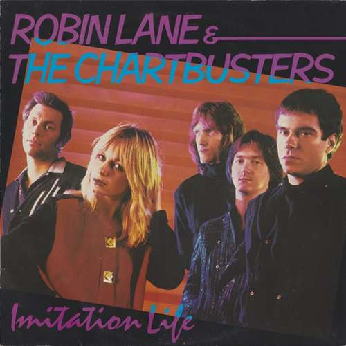 Bild Robin Lane & The Chartbusters - Imitation Life (LP, Album) Schallplatten Ankauf
