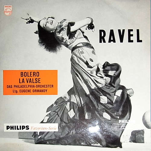 Bild Ravel* - The Philadelphia Orchestra / Eugene Ormandy - Bolero - La Valse (10) Schallplatten Ankauf