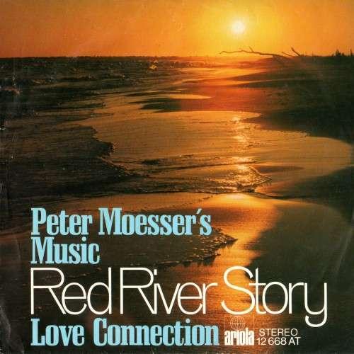 Cover Peter Moesser's Music - Red River Story  (7, Single) Schallplatten Ankauf
