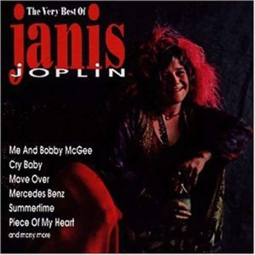 Bild Janis Joplin - The Very Best Of (CD, Comp) Schallplatten Ankauf