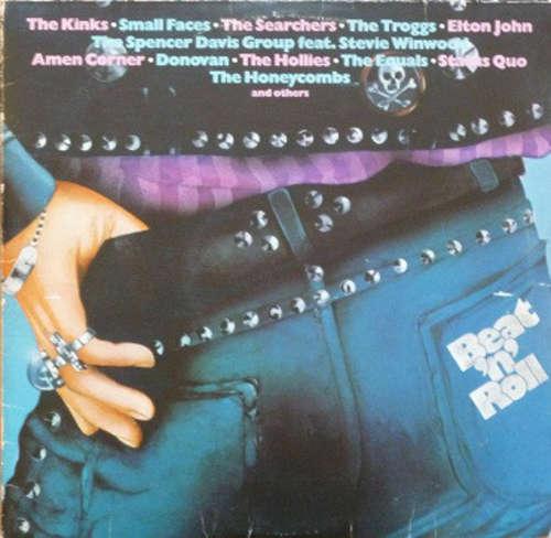 Cover Various - Beat'n'Roll (2xLP, Comp) Schallplatten Ankauf