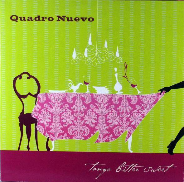 Bild Quadro Nuevo - Tango Bitter Sweet (2xLP, Album) Schallplatten Ankauf