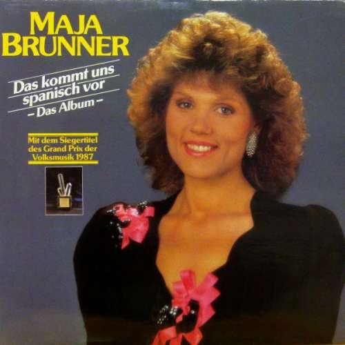 Bild Maja Brunner - Das Kommt Uns Spanisch Vor (LP, Album) Schallplatten Ankauf