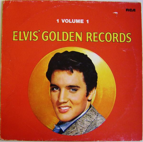 Bild Elvis Presley - Elvis' Golden Records Volume 1 (LP, Comp, RE) Schallplatten Ankauf