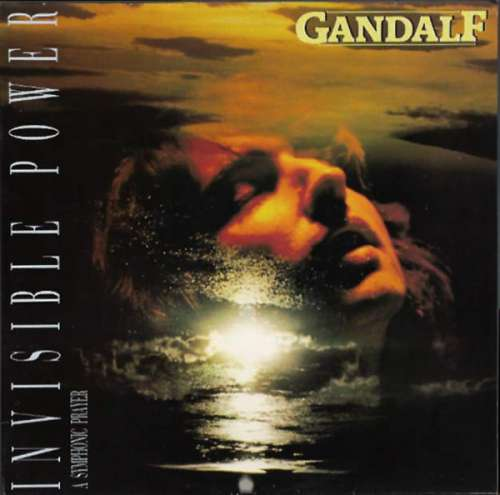 Cover zu Gandalf - Invisible Power- A Symphonic Prayer (LP, Album) Schallplatten Ankauf