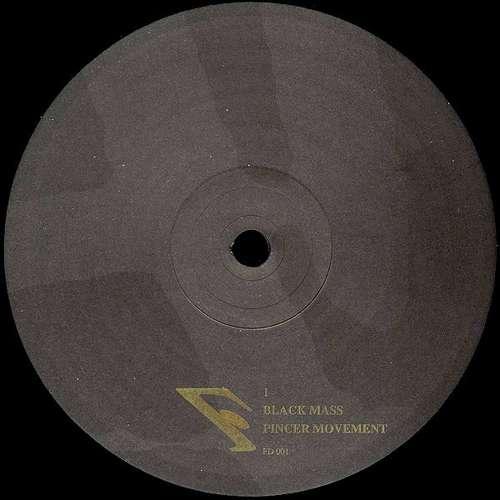 Cover Bandulu - Black Mass (2x12, Album) Schallplatten Ankauf