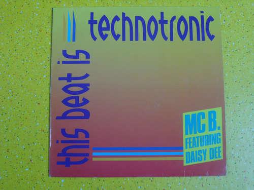 Cover MC B.* Featuring Daisy Dee - This Beat Is Technotronic (12) Schallplatten Ankauf
