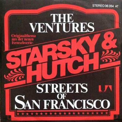 Cover The Ventures - Starsky & Hutch / Streets Of San Francisco (7, Single) Schallplatten Ankauf
