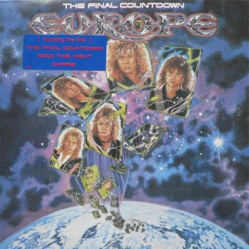 Bild Europe (2) - The Final Countdown (LP, Album, Emb) Schallplatten Ankauf