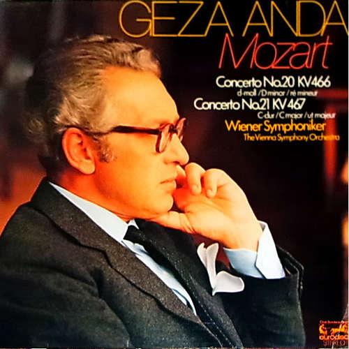 Bild Géza Anda - Mozart* - Wiener Symphoniker - Concerto No.20 KV 466 - Concerto No.21 KV 467  (LP, Album, Gat) Schallplatten Ankauf
