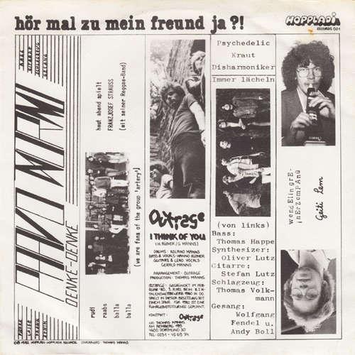 Cover Various - Hör Mal Zu Mein Freund Ja?! (7, EP, Smplr) Schallplatten Ankauf