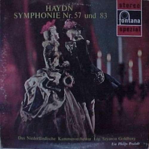 Bild Joseph Haydn - Symphonie Nr. 57 Und 83 (LP) Schallplatten Ankauf